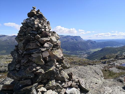 Toppvarden på Røgjin