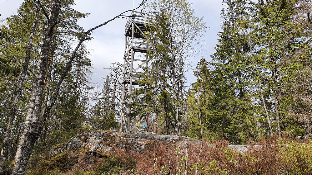 Utsiktstårnet på Vardehøgda (360).