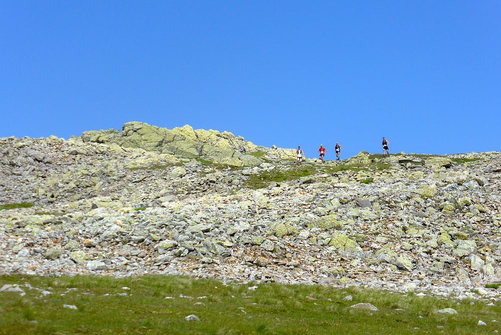 Traff fjellløperne igjen