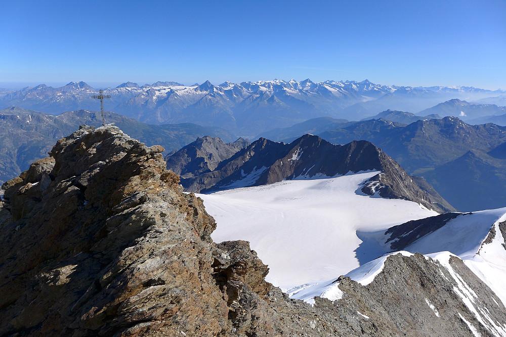 Summit of the Nadelhorn!