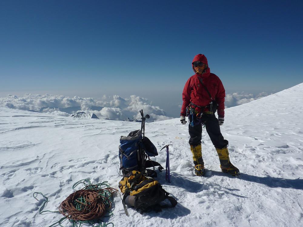 Dawa Sherpa. He was tragically killed in an avalanche on Manaslu in 2012.