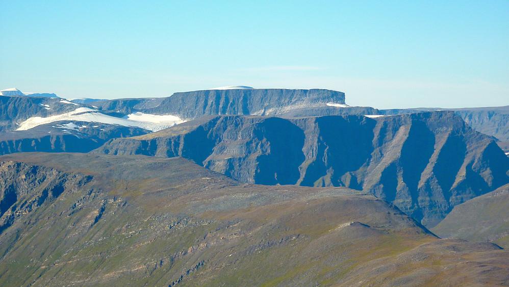 Troms sitt svar på Table Mountain: Didnojiehkki