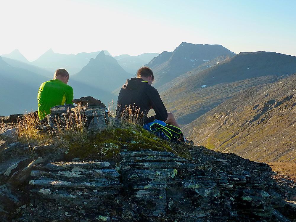 Kom deg opp, Norge er ikkje skapt for å sitte på rumpa!!