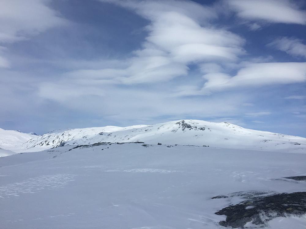 Fra Veslefjell mot Vulueggi