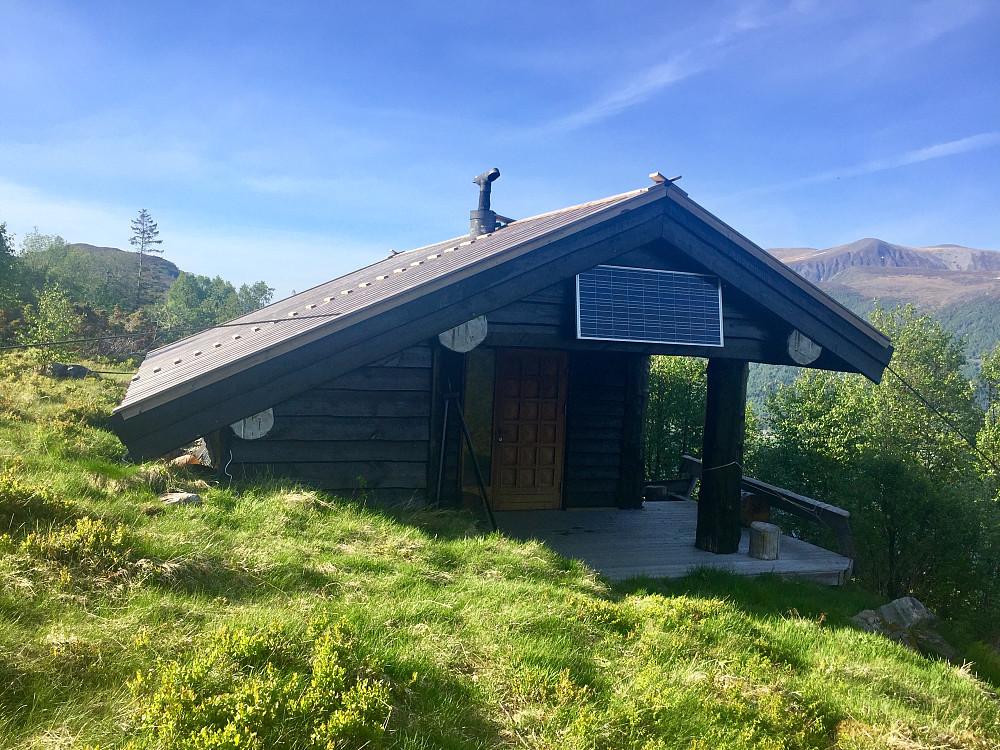 Den flotte hytta på Ivasætra