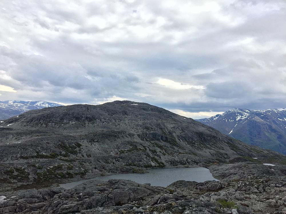 Lægdafjellet sett fra Trollgilsholten