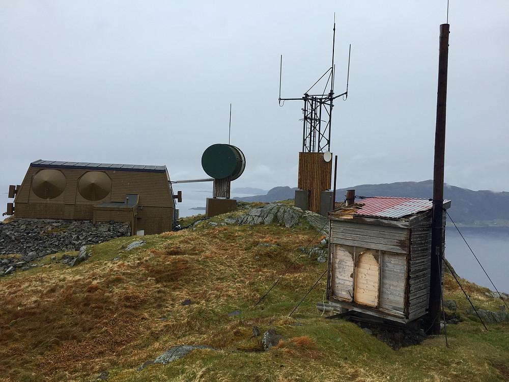 Mast på Granefjell