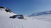 Cabins in Slettedalen