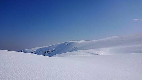 Final climb towards Bakkanosi