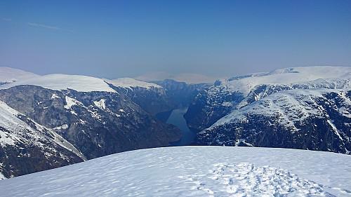 View from Bakkanosi