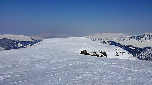 Bakkanosi seen from the 1410 peak