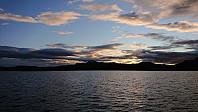 Tysnessåta from the ferry