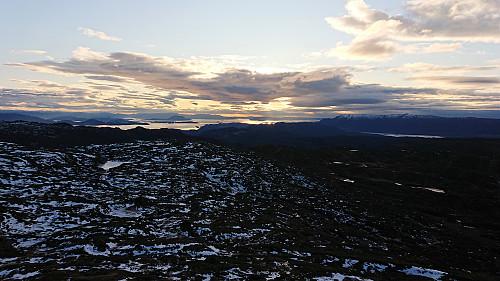South from Tysnessåta