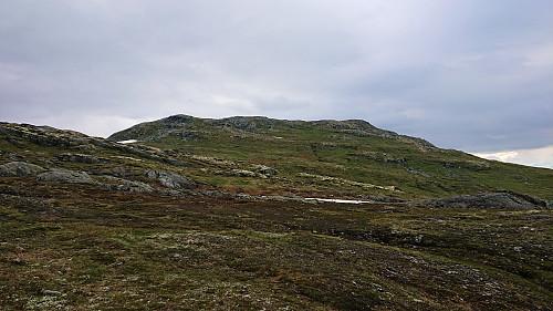 Approaching Kattøyro