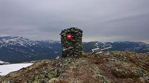 North from Kattøyro