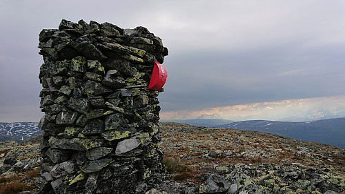 East from Kattøyro