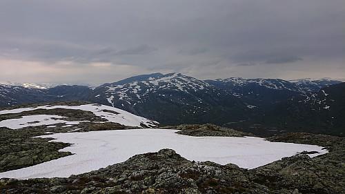 Towards Vangsen from Kattøyro