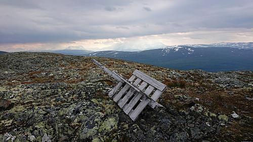Towards Hurrungane from Kattøyro