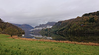 Gjønavatnet from Eide