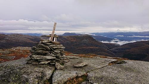 East from Våkefjellet