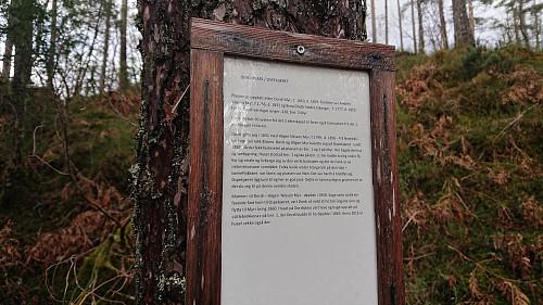 Historical information about Dordiplassen