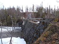 Dam over Gilsåa