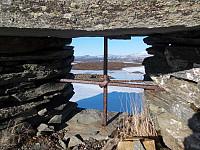 God utsikt fra Litjfjellgruva