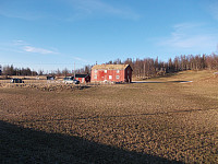 Start fra Bjørneggen Turistforeningshytte