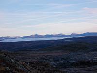 Utsikt fra Sognavola