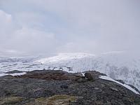 Toppen av Skorrofjellet