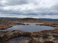 Toppvarden på Neverfjellet