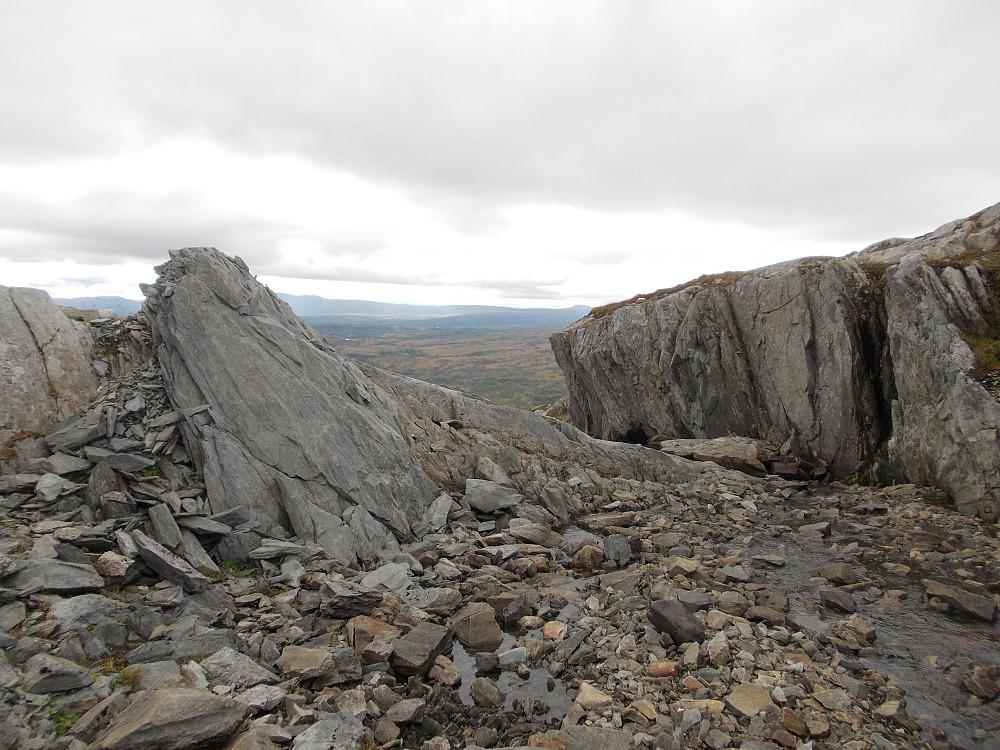 Elveleie på tur mot Sonlifjellet