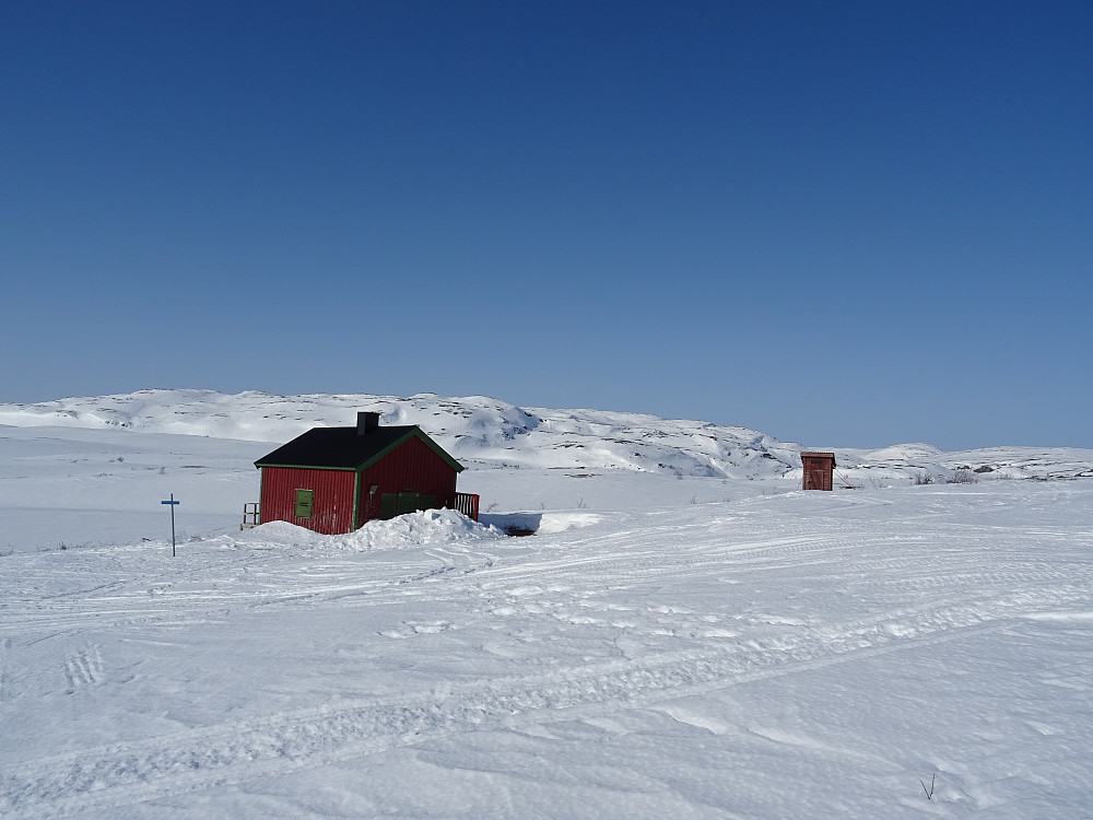 Holmsjøstugan