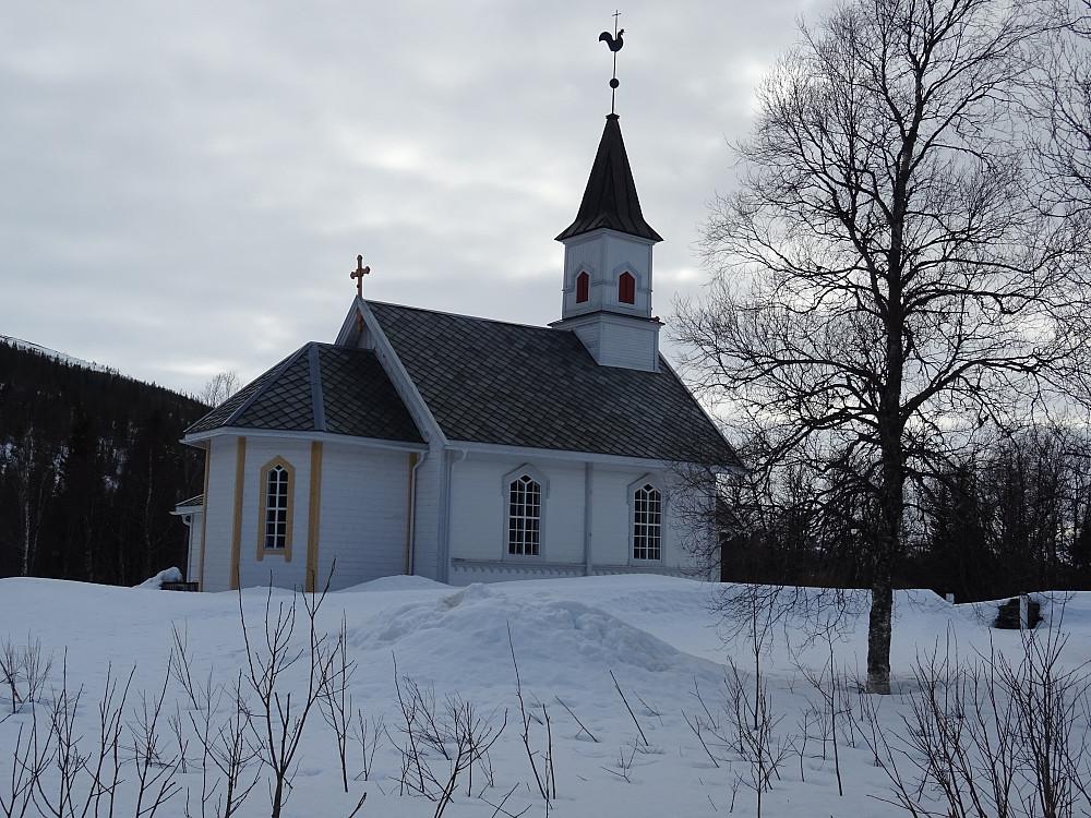 Tunnsjø kapell fra 1876