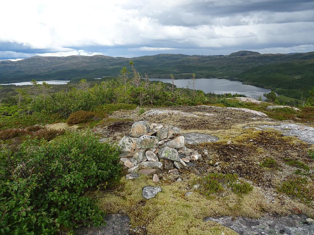 Toppen av Furudalshøgda