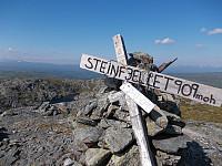 Steinfjellet 909 MOH
