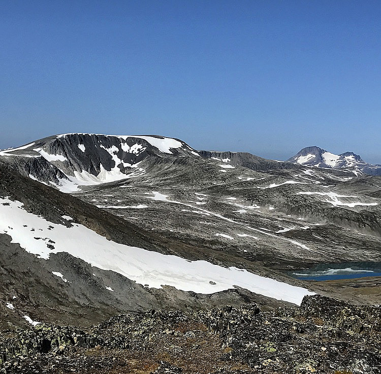 Storlifjellet & Snota